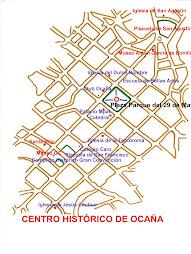 Centro Histórico de Ocaña