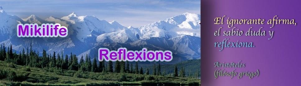Reflexiones para una vida mejor