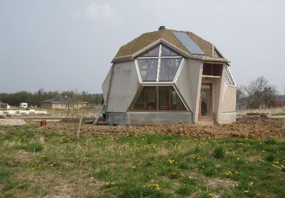 Extreme Home Unique Dome Design