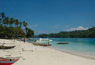 Objek Wisata Pulau Morotai