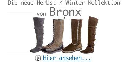 Winterschlussverkauf 2014 Bronx Stiefel