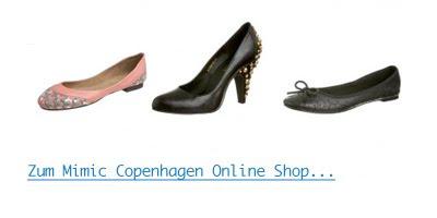 Mimic Copenhagen Schuhe Sommer 2014