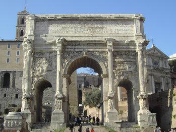 external image 350px-RomeForumRomanumArchofSeptimiusSeverus01%5B1%5D.jpg