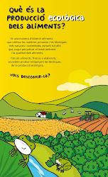 Plafó 1: Què és la producció ecològica dels aliments?