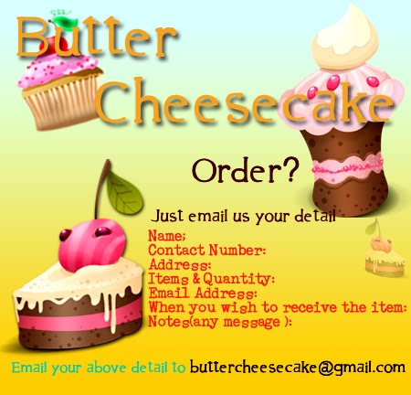 Butter and Cheese