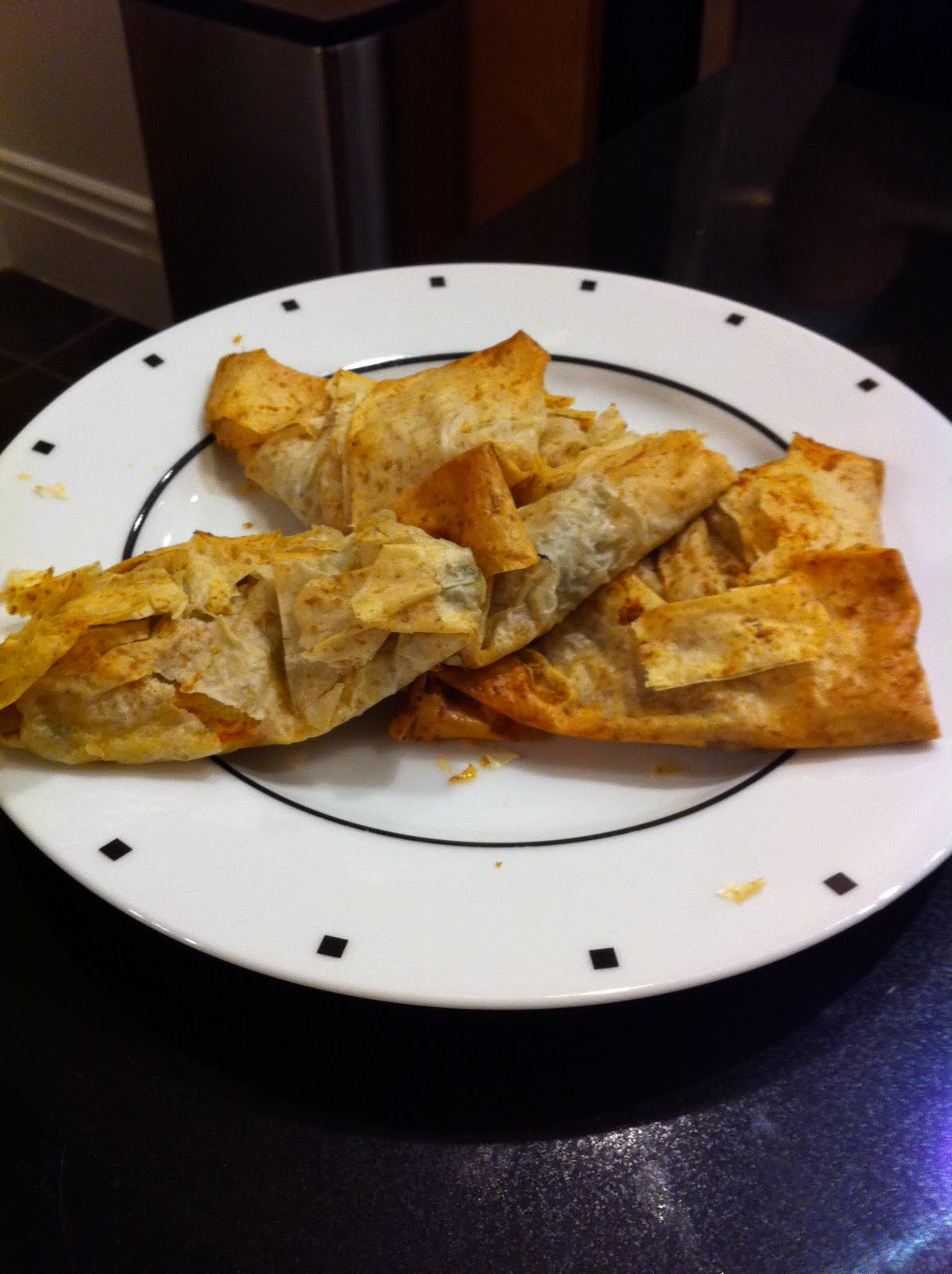 Phyllo Pockets