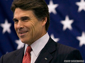 Persuasive Essay about Rick Perry?