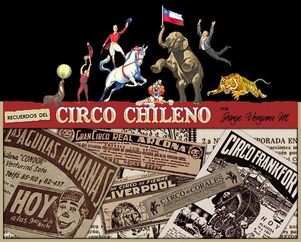 Historias del Circo Chileno
