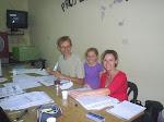 Magnus, Marie y Lise, de Dinamarca