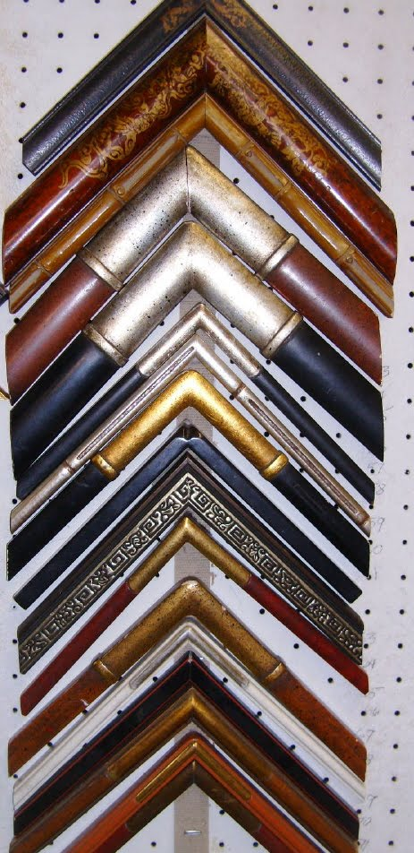 Ted Gibson Inc. Fine Framing: Asian style frames
