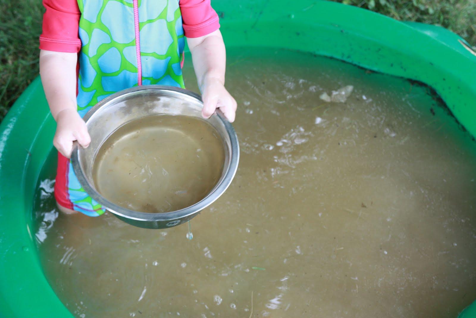 summer scenery:: mud bath
