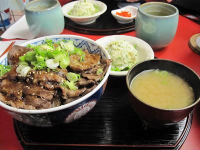 Gyudon Ya Beef Shortrib Bowl