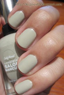 Sally Hansen Evening Fog