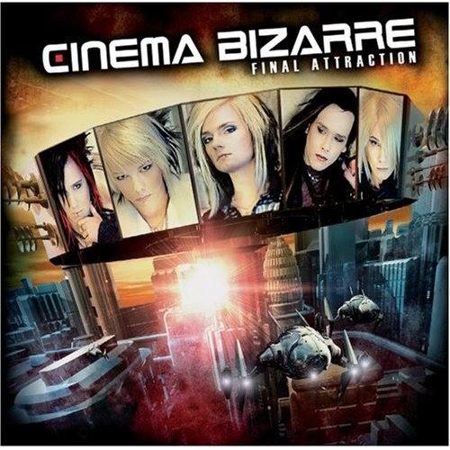 Cinema Bizarre Support 84