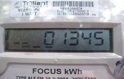 Alat Ukur KWH meter