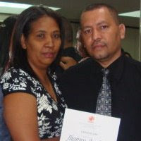 Pastor Jhonny Andara y su esposa la Pastora Mirian de Andara