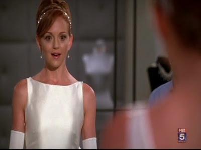 Glee emma wedding dress episode