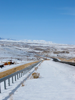 highway WY-120, Wyoming