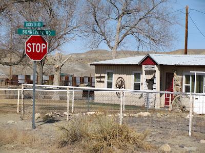 Badwater Road, Bonneville Road, Wyoming