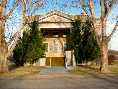 United Methodist Church, Basin, Wyoming