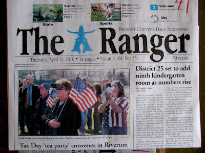 The Ranger Newspaper, Riverton, Wyoming