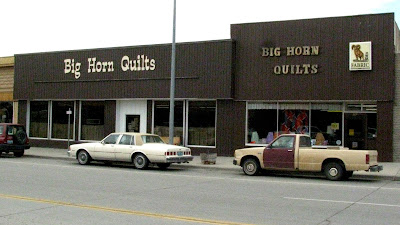 Big Horn Quilts, Greybull, Wyoming