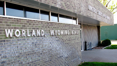 Post Office, Worland, Wyoming