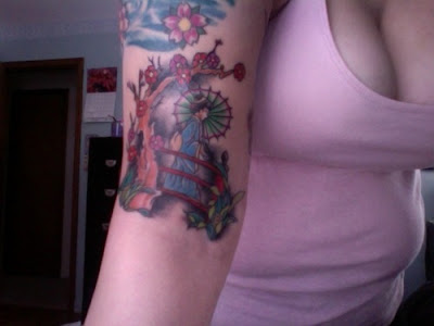 Tattoos  World on The Best Quality Tattoos In The World  Geisha Tattoo Design
