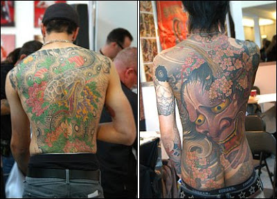 japanese men tattoos