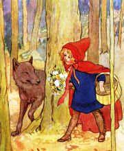 Chapeuzinho vermelho e seu Lobo mau