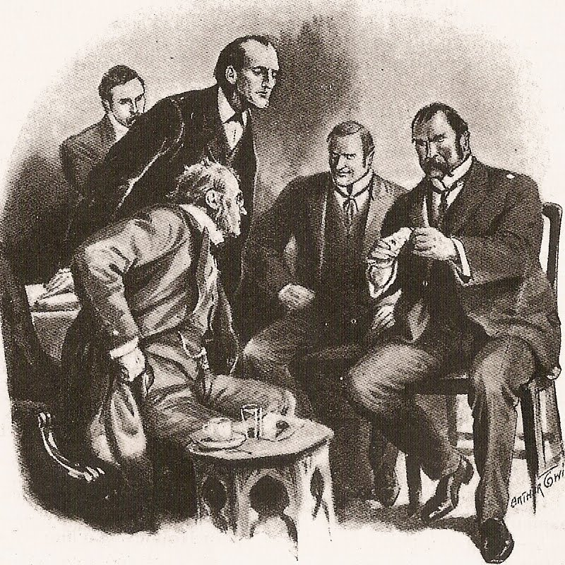 a study of the life of arthur conan doyle Skip the typical sir arthur conan doyle introduction lecture as you launch a study  of the hound of the baskervilles, the red-headed league, or any of his.