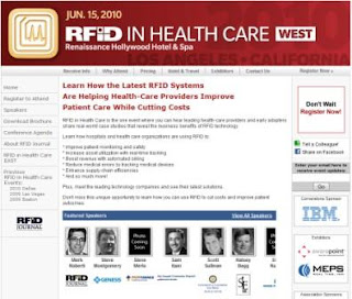 RFID in Health Care West