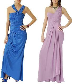 vestidos 2009