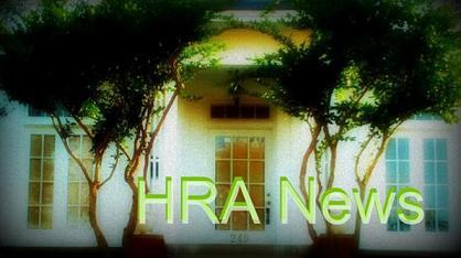HRA NEWS