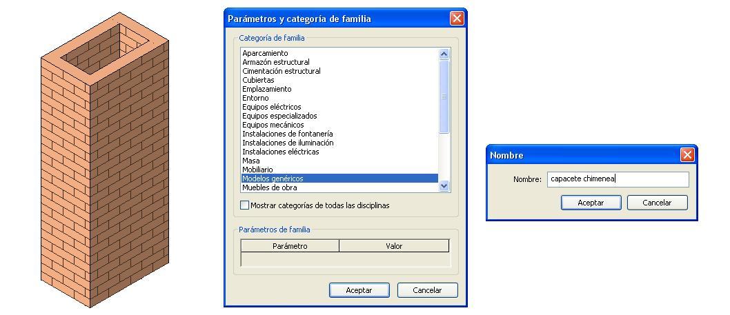 Blog sobre Autodesk Revit Architecture: CREACION DE UNA FAMILIA IN ...