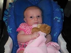 Evie & her baby