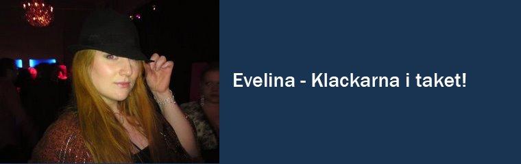 Evelina - Klackarna i taket!