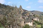 Sites aux alentours du gîte, en Aveyron