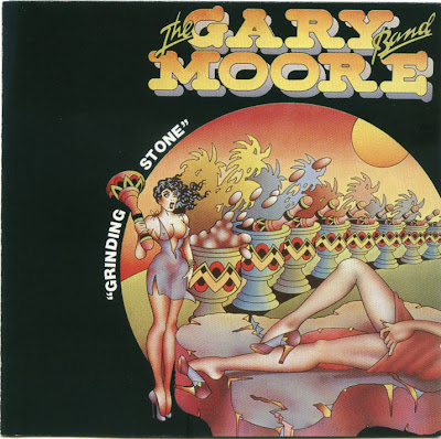 Gary Moore: Grinding Stone