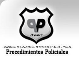 PROCEDIMIENTOS POLICIALES INTERNACIONAL
