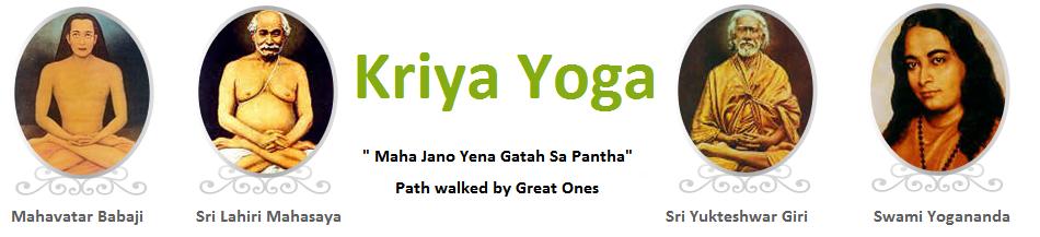 Learn Kriya Yoga