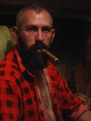 CIGAR SMOKING BEARS