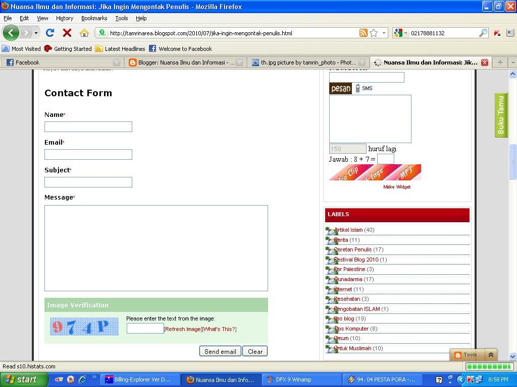 Tahap Membangun Bisnis Online - Nuansa Ilmu dan Informasi  Thamrin