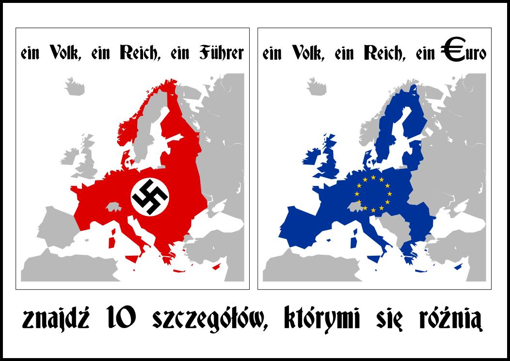 Europa z przymrużeniem oka.