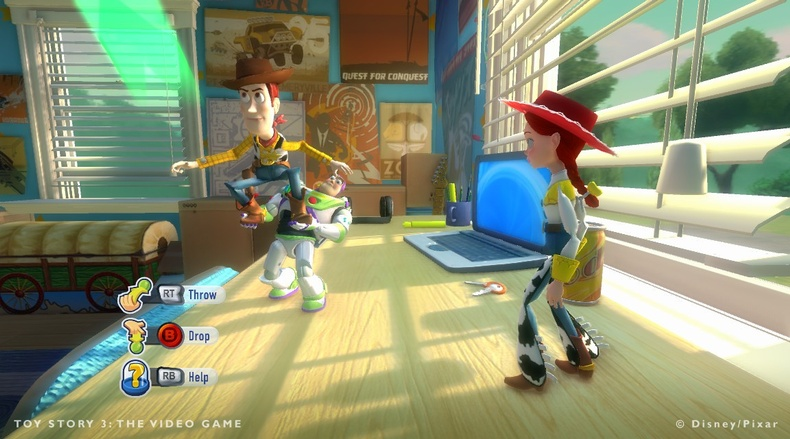 All Toy Story 3 Games : Toy story all pc game