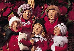 value of byers choice carolers | Karen's Collectors Cottage Blog