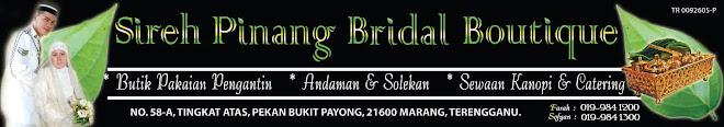 Sireh Pinang Bridal Boutique