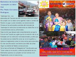 NOTICIAS DE GOLPE REVISTA IMPRESA