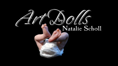 Art Dolls by Natalie Scholl