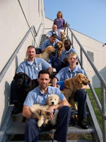 Men's Prison Puppy Training Program